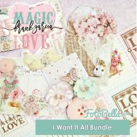 Prima Marketing Magic Love I Want It ALL! Bundle