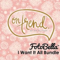 My Minds Eye On Trend 12x12 I Want It All Bundle