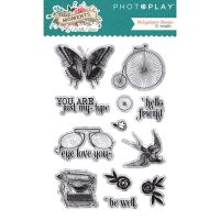 PhotoPlay Moments in Time Photopolymer Stamp
