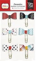 Echo Park Magic & Wonder Decorative Paper Clip Bows