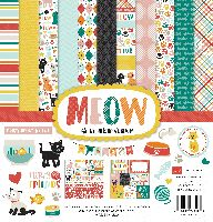 Echo Park Meow 12x12 Collection Kit
