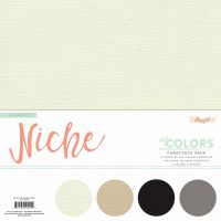 My Minds Eye Niche - Fancy That Cardstock Collection Pack