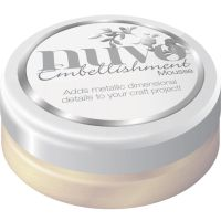 Tonic Studios Nuvo Embellishment Mousse - Toasted Almond