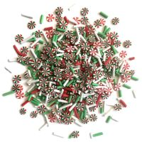 Buttons Galore & More Sprinkletz - Merry & Bright