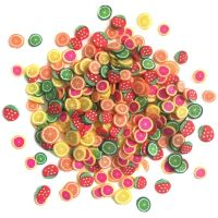 Buttons Galore & More Sprinkletz - Fruit Cocktail