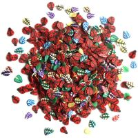Buttons Galore & More Sprinkletz - Ladybugs