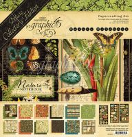 Graphic 45 Nature Notebook Deluxe Collector''s Edition
