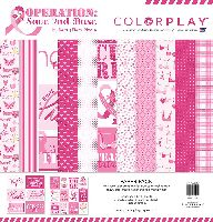 PhotoPlay Operation Save 2nd Base 12x12 Paper Pack