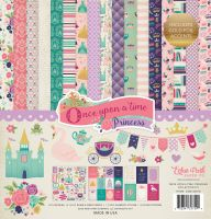 Echo Park Once Upon A Time - Princess 12x12 Collection Kit