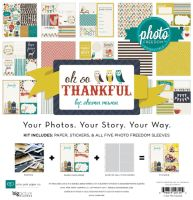 Echo Park Photo Freedom So Thankful Collection Kit 12