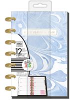 Me & My Big Ideas Create 365 The Happy Planner - Mini Modern Marble - Undated Mini Planner