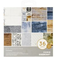 KaiserCraft Workshop 6.5x6.5 Paper Pad