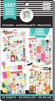 Me & My Big Ideas Create 365 The Happy Planner Sticker Value Pack - Brilliant Year