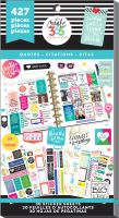 Me & My Big Ideas Create 365 The Happy Planner Sticker Value Pack - Quotes