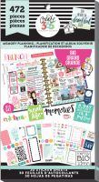 Me & My Big Ideas Create 365 The Happy Planner Sticker Value Pack - Memory Keeping
