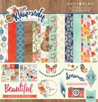 PhotoPlay Rhapsody 12x12 Collection Pack