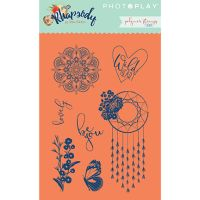 PhotoPlay Rhapsody Polymer Stamps