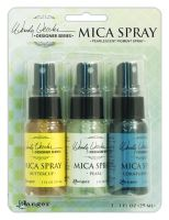 Ranger Wendy Vecchi 1 oz. Mica Sprays (Includes Buttercup, Cornflower Blue & Pearl)