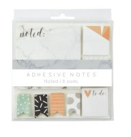 KaiserCraft Planner Adhesive Note Pads - Noted