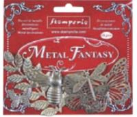 Stamperia Metal fantasy selection Nature - 16 pieces