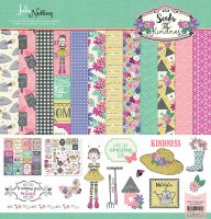 PhotoPlay Julie Nutting Seeds of Kindness 12x12 Collection Pack