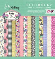 PhotoPlay Julie Nutting Seeds of Kindness 6x6 Pad