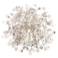 Buttons Galore & More Sparkletz - Fun Flurries