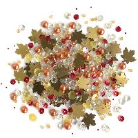 Buttons Galore & More Sparkletz - Fall Foilage