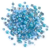 Buttons Galore & More Sparkletz - Ocean Waves