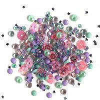 Buttons Galore & More Sparkletz - Mermaid