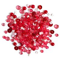 Buttons Galore & More Sparkletz - Peppermint Jazz