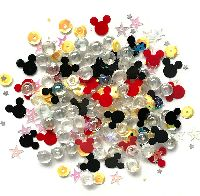 Buttons Galore & More Sparkletz - Magical