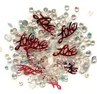 Buttons Galore & More Sparkletz - Love Affair
