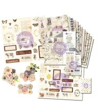 Prima Marketing Spring Farmhouse 8x8 Essentials Bundle