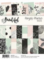Simple Stories Beautiful 6x8 Pad