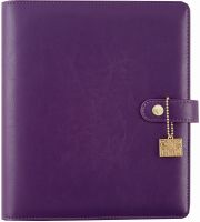 Simple Stories Carpe Diem Grape A5 Planner