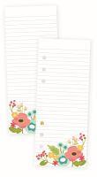 Simple Stories Carpe Diem - Faith Floral Bookmark Tablet