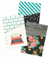 Simple Stories Carpe Diem - Planner Essentials Carpe Diem Double Pocket Inserts