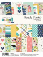 Simple Stories Domestic Bliss 6x8 Pad