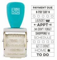 Simple Stories Carpe Diem - Domestic Bliss Roller Stamp