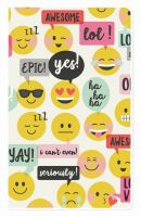 Simple Stories Carpe Diem - Emoji Love Doc-It Journal