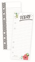 Simple Stories Carpe Diem Planner Essentials Today Mini Bookmark Tablets