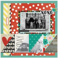 Simple Stories Life in Color Pocket Page Kit