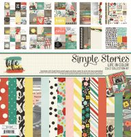 Simple Stories Life in Color Collection Kit