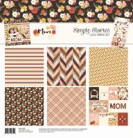 Simple Stories Mom Simple Set 12x12 Collection Kit