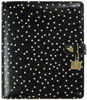 Simple Stories Carpe Diem - Black Speckle A5 Planner