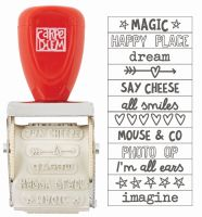 Simple Stories Carpe Diem - Say Cheese III Roller Stamp
