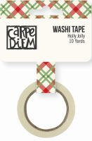 Simple Stories Very Merry Holly Jolly Washi Tape