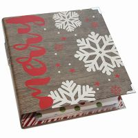Simple Stories SN@P! 6x8 SN@P! Holiday Binder