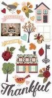 Simple Stories Vintage Blessings 6x12 chipboard